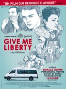 Give Me Liberty - French Movie Poster (xs thumbnail)