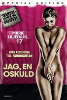 Jag - en oskuld - Swedish Movie Cover (xs thumbnail)