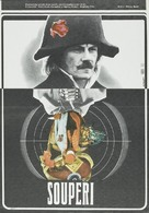 The Duellists - Czech Movie Poster (xs thumbnail)