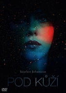 Under the Skin - Czech Movie Cover (xs thumbnail)