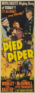 The Pied Piper - Movie Poster (xs thumbnail)