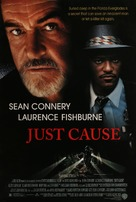 Just Cause - Movie Poster (xs thumbnail)