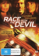 Race with the Devil - Australian DVD cover (xs thumbnail)
