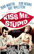 Kiss Me, Stupid - DVD movie cover (xs thumbnail)