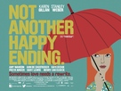 Not Another Happy Ending - British Movie Poster (xs thumbnail)