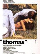 Thomas - French Movie Poster (xs thumbnail)