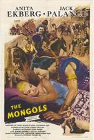 Mongoli, I - Movie Poster (xs thumbnail)