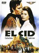 El Cid - Movie Cover (xs thumbnail)