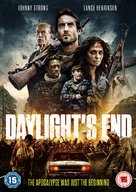 Daylight's End - British DVD movie cover (xs thumbnail)
