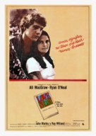 Love Story - Spanish Movie Poster (xs thumbnail)