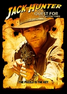 """""""Jack Hunter and the Lost Treasure of Ugarit"""" - Movie Poster (xs thumbnail)"""