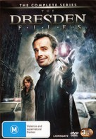 """The Dresden Files"" - Australian Movie Cover (xs thumbnail)"