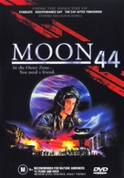 Moon 44 - Australian DVD movie cover (xs thumbnail)