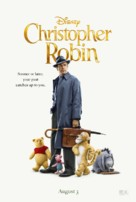 Christopher Robin - Movie Poster (xs thumbnail)