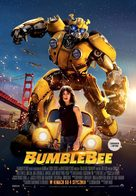Bumblebee - Polish Movie Poster (xs thumbnail)