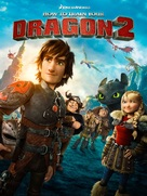 How to Train Your Dragon 2 - Movie Cover (xs thumbnail)