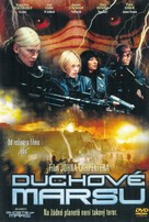 Ghosts Of Mars - Czech Movie Cover (xs thumbnail)