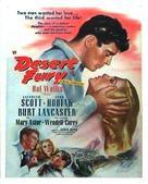 Desert Fury - Movie Poster (xs thumbnail)