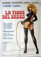 Ilsa the Tigress of Siberia - Italian Movie Poster (xs thumbnail)