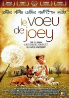 Like Dandelion Dust - French DVD cover (xs thumbnail)