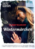 Conte d'hiver - German Movie Poster (xs thumbnail)