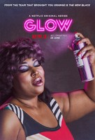 """GLOW"" - British Movie Poster (xs thumbnail)"