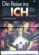 Innerspace - German Movie Poster (xs thumbnail)