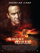 Ghost Rider: Spirit of Vengeance - French Movie Poster (xs thumbnail)