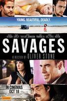 Savages - Australian Movie Poster (xs thumbnail)