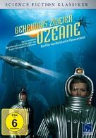 Ori okeanis saidumloeba - German DVD cover (xs thumbnail)
