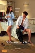 No Strings Attached - Australian Movie Poster (xs thumbnail)