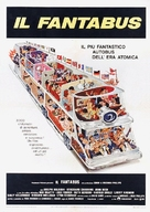 The Big Bus - Italian Movie Poster (xs thumbnail)