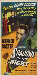 Shadows in the Night - Movie Poster (xs thumbnail)