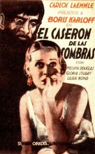 The Old Dark House - Spanish Movie Poster (xs thumbnail)