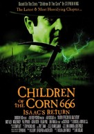 Children of the Corn 666: Isaac's Return - Movie Poster (xs thumbnail)