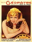 Cleopatra - Belgian Movie Poster (xs thumbnail)