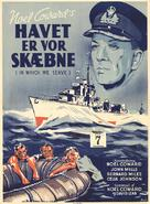 In Which We Serve - Danish Movie Poster (xs thumbnail)