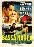 House by the River - Italian Movie Poster (xs thumbnail)