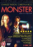 Monster - British Movie Cover (xs thumbnail)