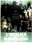 House of Wax - French Movie Poster (xs thumbnail)