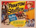 Phantom Stallion - Movie Poster (xs thumbnail)