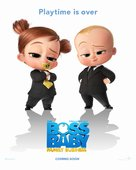 The Boss Baby: Family Business - International Movie Poster (xs thumbnail)