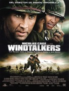 Windtalkers - Spanish Movie Poster (xs thumbnail)