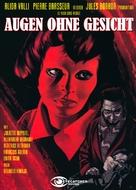 Les yeux sans visage - German DVD movie cover (xs thumbnail)