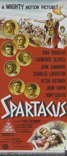 Spartacus - Australian Movie Poster (xs thumbnail)