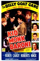 Kid Monk Baroni - Movie Poster (xs thumbnail)