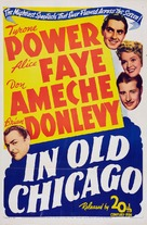 In Old Chicago - Re-release movie poster (xs thumbnail)