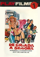 La supplente va in città - Spanish DVD movie cover (xs thumbnail)