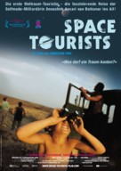Space Tourists - German Movie Poster (xs thumbnail)