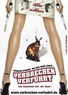 High Heels and Low Lifes - German Movie Poster (xs thumbnail)